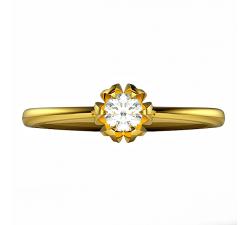 Obrączki złote dwa kolory żółte złoto i dwa paski białego złota palladowego poler lub satyna