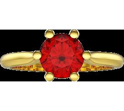 Obrączki białe złoto palladowe wysadzane kamieniami lub brylantami