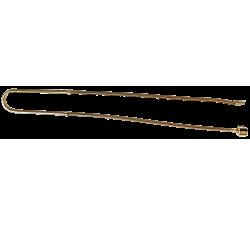 zamówienie - Naszyjnik 45 cm elementowy złota 585 14K