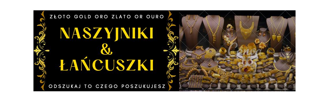 Łańcuszki złote pełne kute w najlepszej cenie jubiler nowe długość
